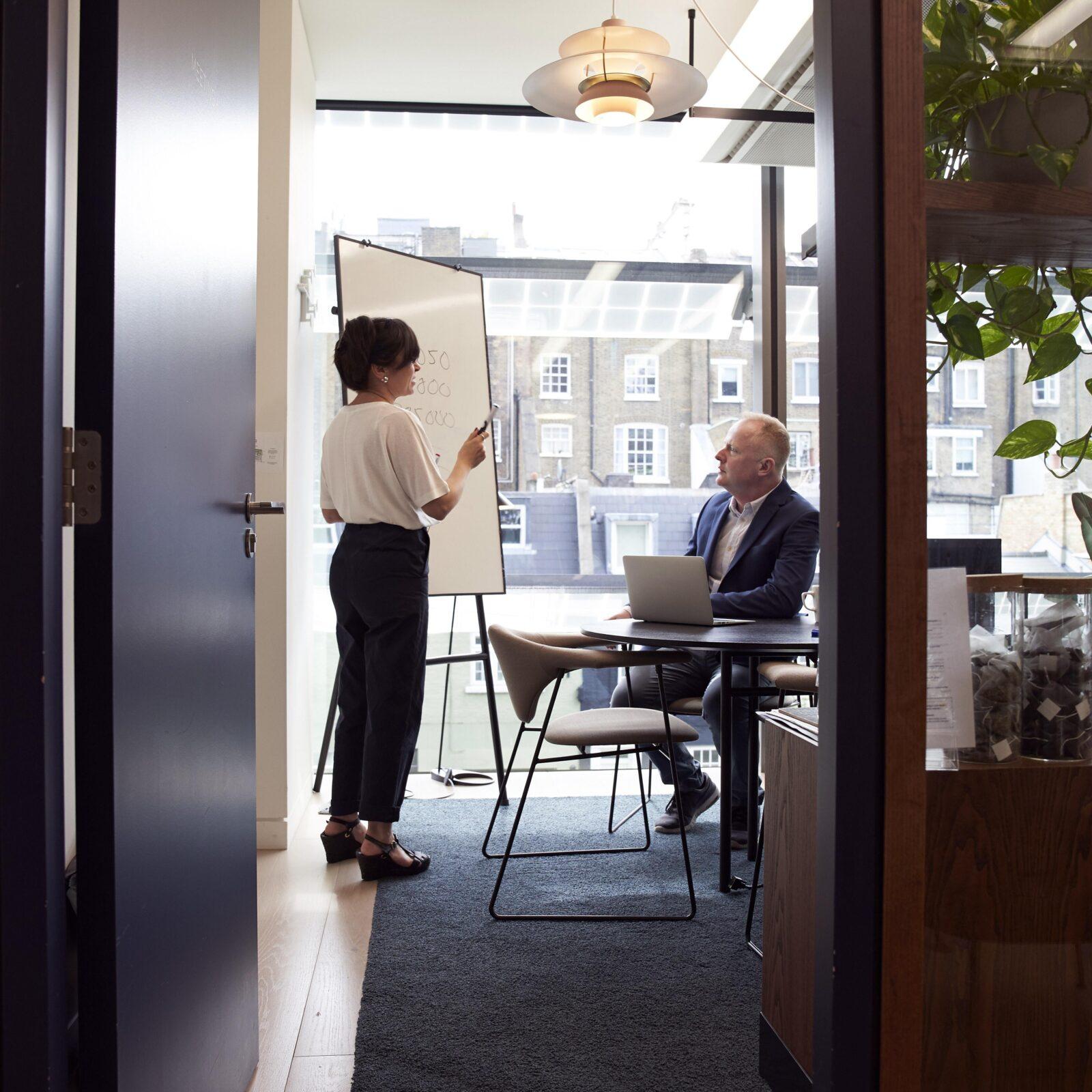 training, ondernemingsraad, bestuurder, nieuw perspectief